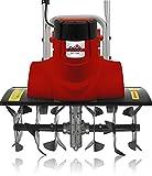 Grizzly Elektro Motorhacke EGT 1545, 45 cm Arbeitsbreite, 2 Breiten einstellbar, 18 cm Tiefe, 1500 W