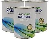 ButKarCHEM 1,5 Kg Karbit (Kabit Kabitt karbitt Karbit Karbid Steine) nur 3% Staubanteil lang anhaltendes Gas (Karbid Lamp Lab Nr626398998)(24h Sofort - Versand) (1,5Kg)