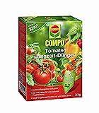 COMPO Tomaten Langzeit-Dünger für alle Arten von Tomaten, 6 Monate Langzeitwirkung, 2 kg, 33m²