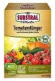 Substral Naturen Bio Tomatendünger, Organisch-mineralischer Volldünger für Tomaten, Kürbis, Zucchini, mit natürlicher Langzeitwirkung, 1,7 kg