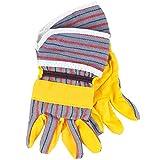 Theo Klein 8120 Bosch Arbeitshandschuhe I Hochwertige Handschuhe in Einheitsgröße I Maße: 10 cm x 1 cm x 19 cm I Spielzeug für Kinder ab 3 Jahren, S