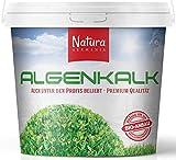 Natura Germania Algenkalk Pulver, 100% reines Premium Algenkalk, Regeneriert und Stärk Buchsbäume - Buchsbaumdünger (5 KG)