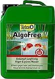 Tetra Pond AlgoFree Schwebealgen- und Fadenalgenvernichter, bekämpft langfristig grünes Wasser im Gartenteich, 3 L
