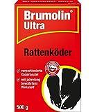 PROTECT HOME Brumolin Ultra Rattenköder, Blau, 500 g