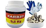 bri'X24T'you® Karbid 0.500KG+HS(1x) Premium KARBID Firma BRIN'X(Abfl.Ql.Rg.187319) Körn. 25-35(0.500KG)