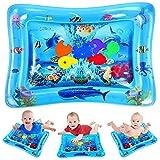 VATOS Wassermatte Baby, Baby Spielzeuge 3 6 9 Monate, Baby Wassermatte ist Perfektes Sensorisches Spielzeug für Baby Frühe Entwicklung Aktivitätszentren