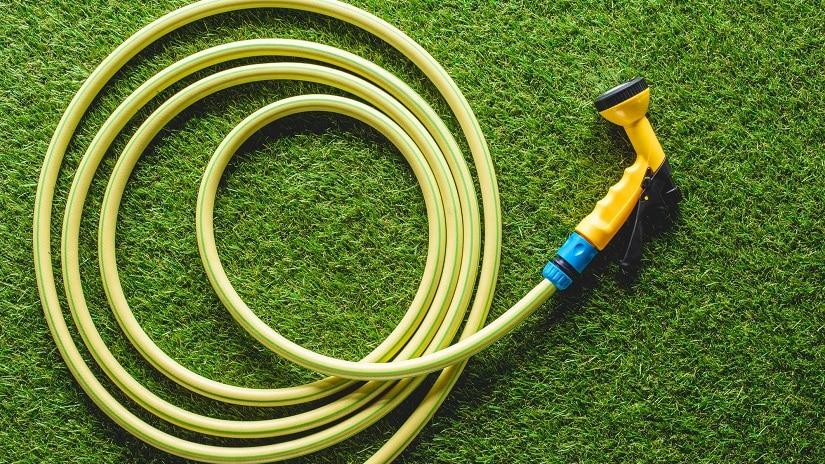 Wasserschlauch 138 gelb
