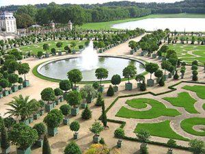 Garten Versailles