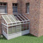 Gewächshaus aus Glas kaufen