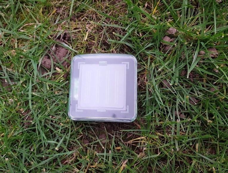 Solar Maulwurf-Abwehr Basic Maulwurfschreck im Rasen