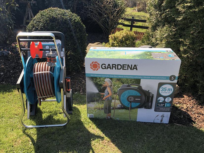Schlauchwagen von Gardena