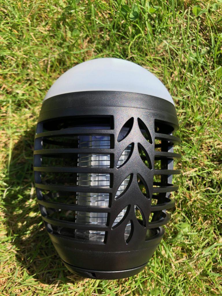 Hoafy 2 in 1 Campinglampe Insektenvernichter Test