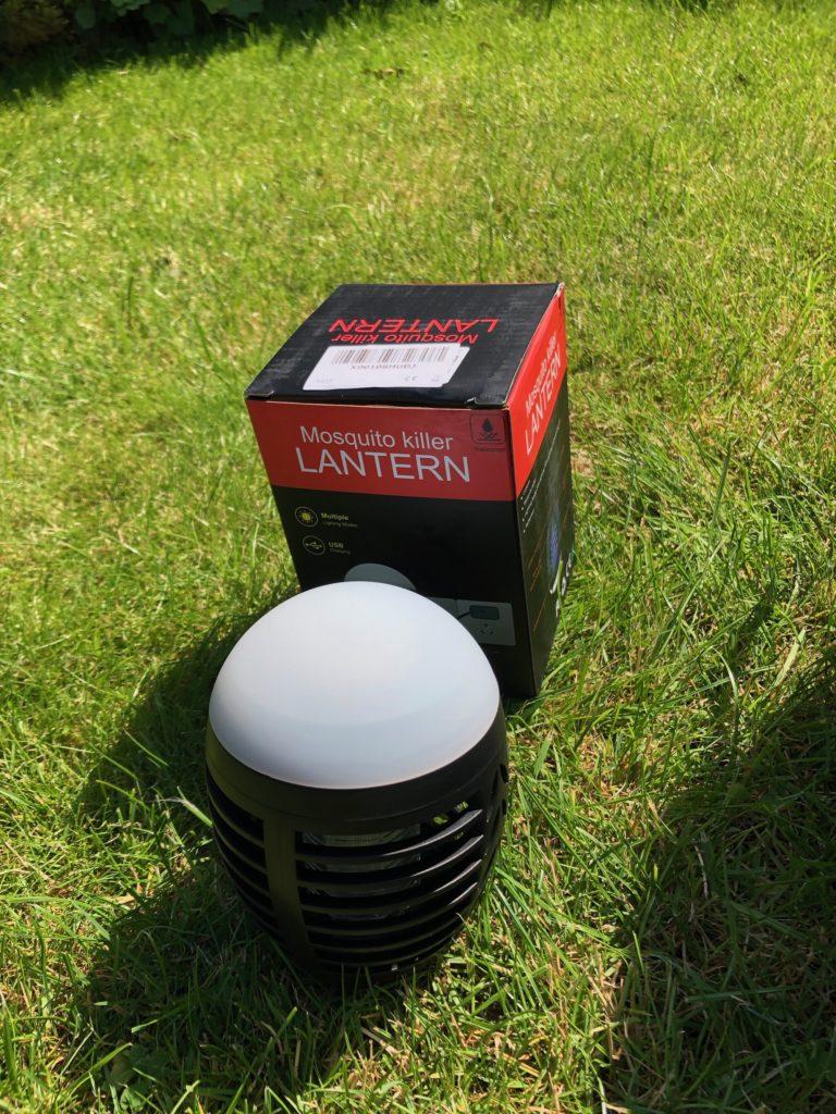 Hoafy 2 in 1 Campinglampe Insektenvernichter im Test