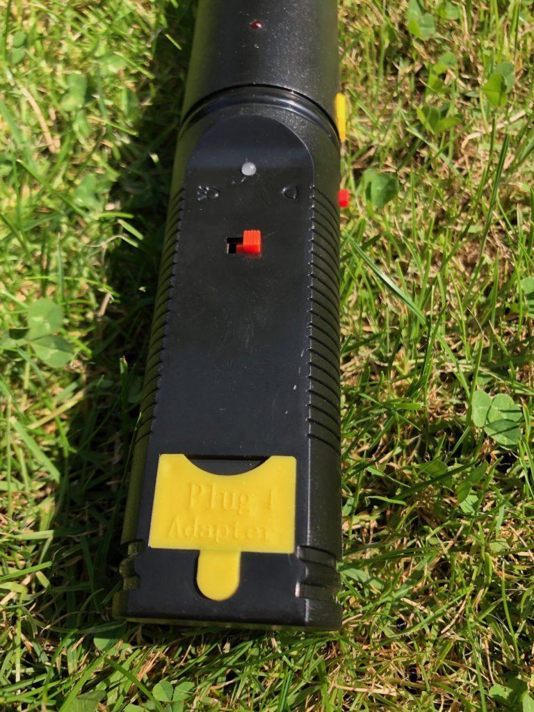 Zenoplige Elektrische Fliegenklatsche im Test