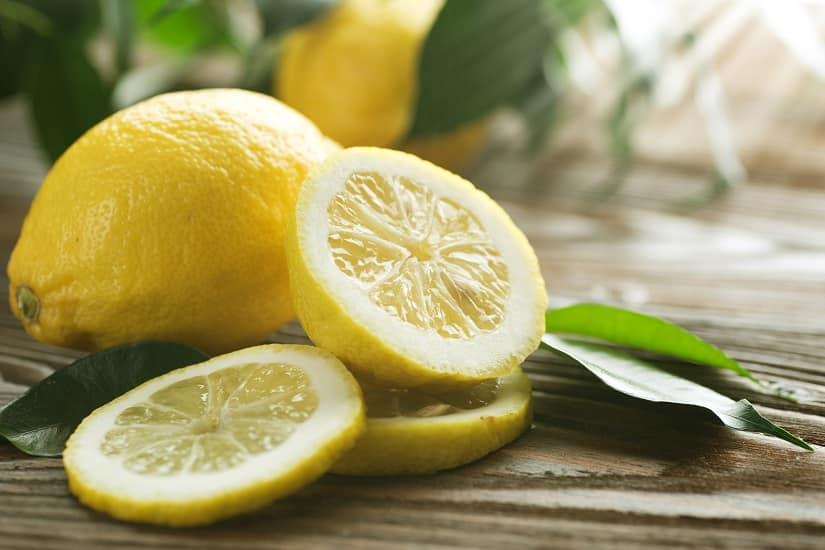 Zitrone gegen Mäuse im Garten