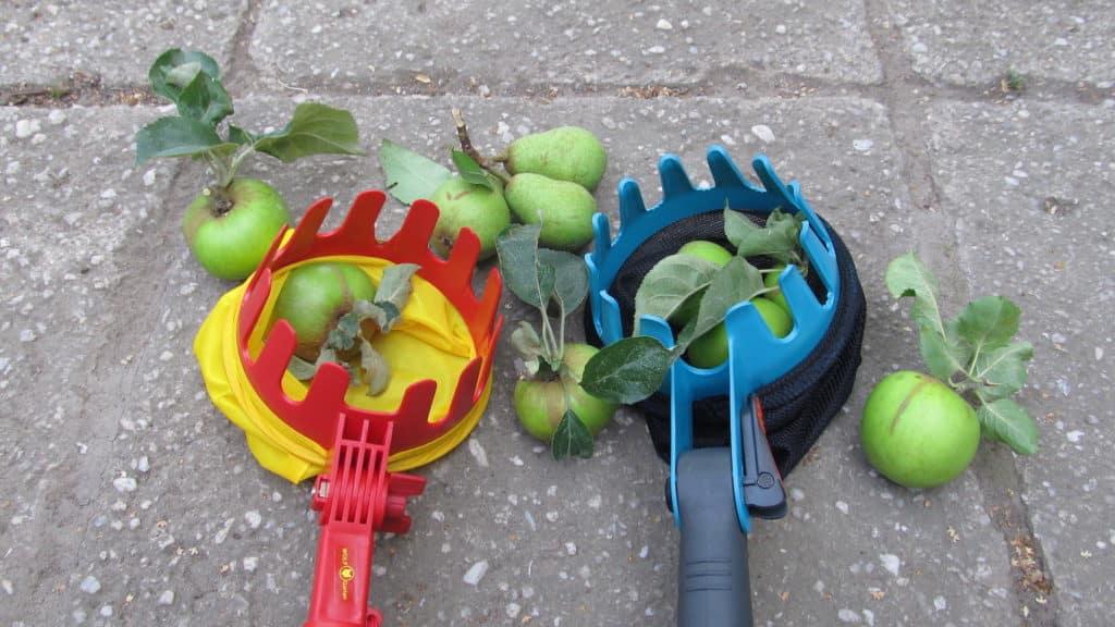 Obstpflücker Test